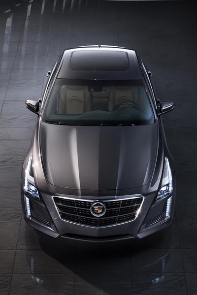 2014 Cadillac CTS Photo 4 of 78
