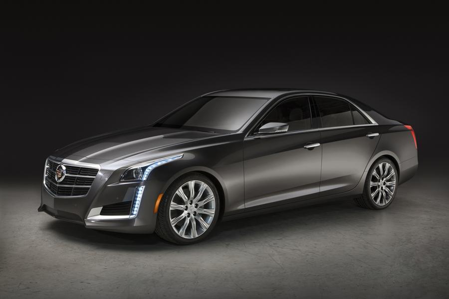 2014 Cadillac CTS Photo 3 of 78