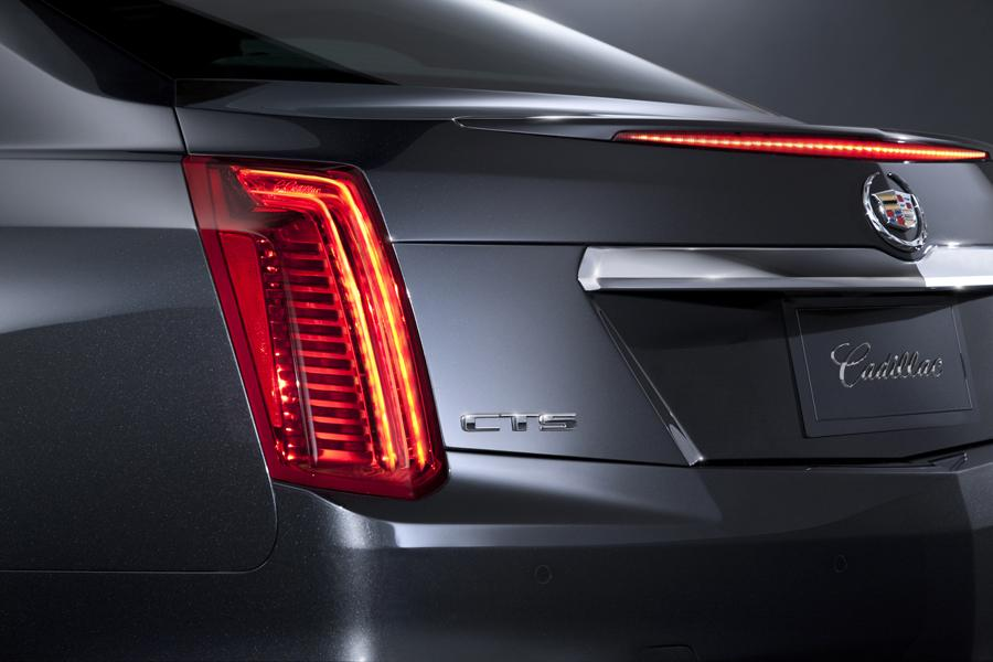 2014 Cadillac CTS Photo 5 of 78