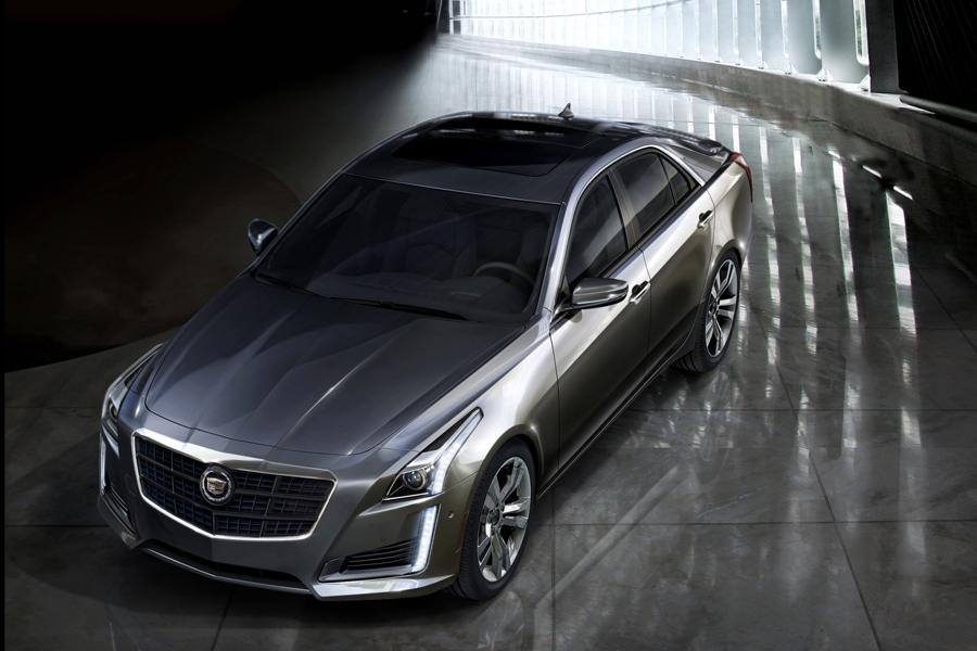 2014 Cadillac CTS Photo 4 of 78