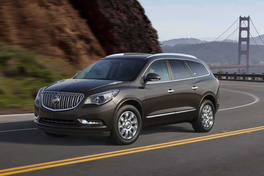 2014 Buick Enclave Photo 3 of 22