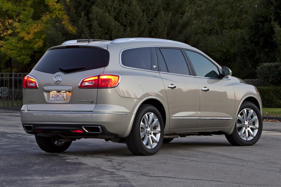 2014 Buick Enclave Overview Cars Com