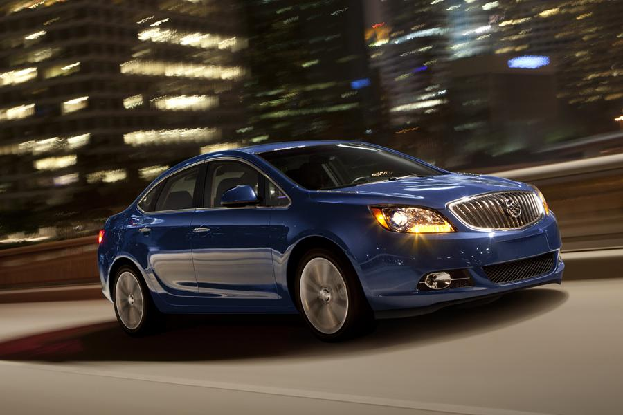 Best Suv For The Money >> 2014 Buick Verano Specs, Pictures, Trims, Colors || Cars.com