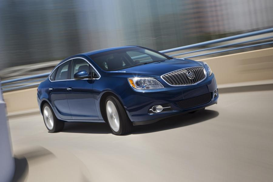 2014 Buick Verano Reviews, Specs and Prices | Cars.com