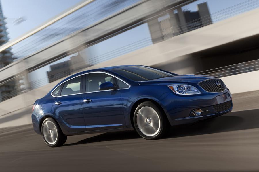 2014 Buick Verano Reviews, Specs and Prices   Cars.com