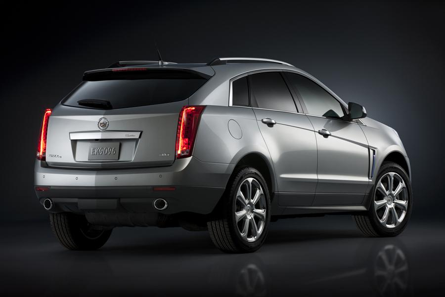 2014 Cadillac Srx Overview Cars Com