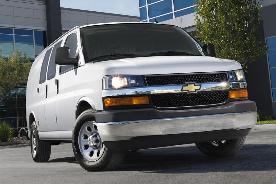 2014 Chevrolet Express 1500 Photo 3 of 6