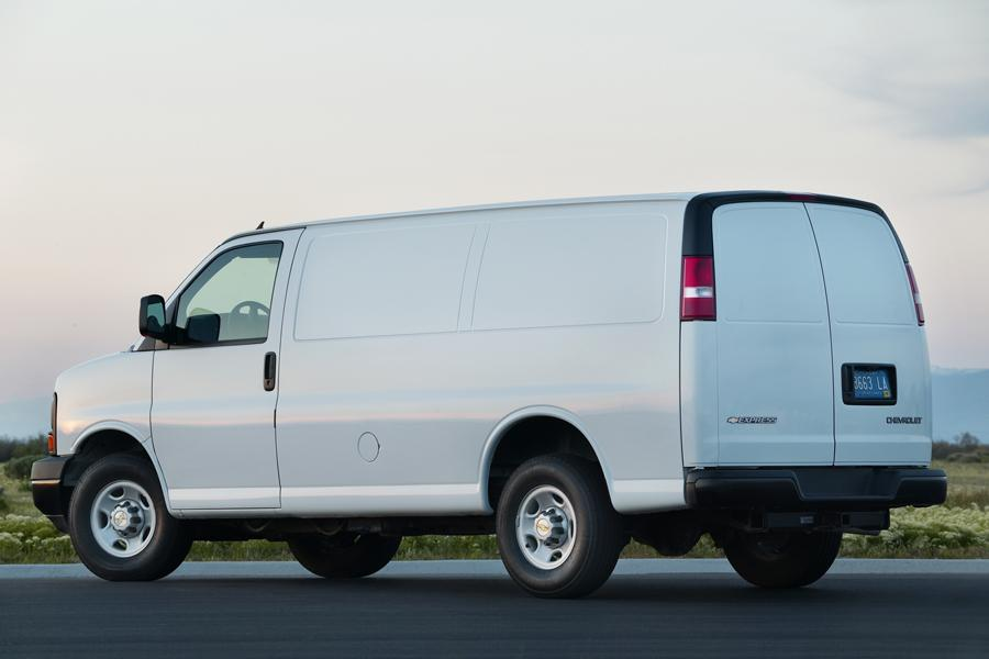 2014 Chevrolet Express 1500 Photo 4 of 6