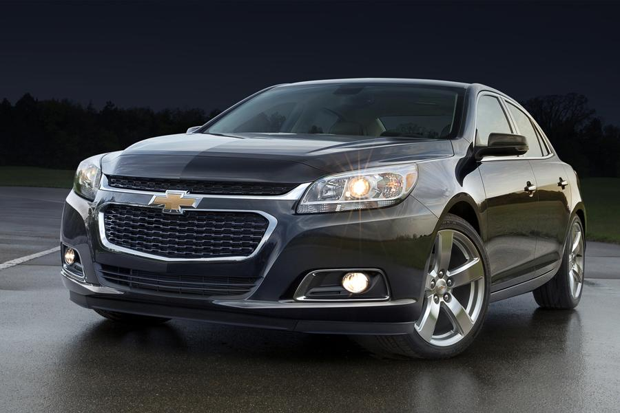 2014 Chevrolet Malibu Photo 4 of 15