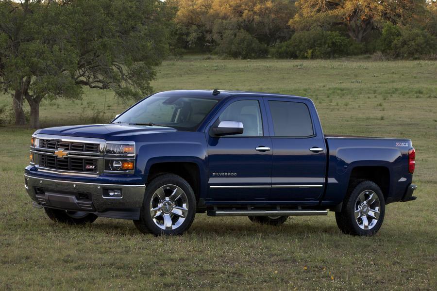 2014 Chevrolet Silverado 1500 Reviews, Specs and Prices ...