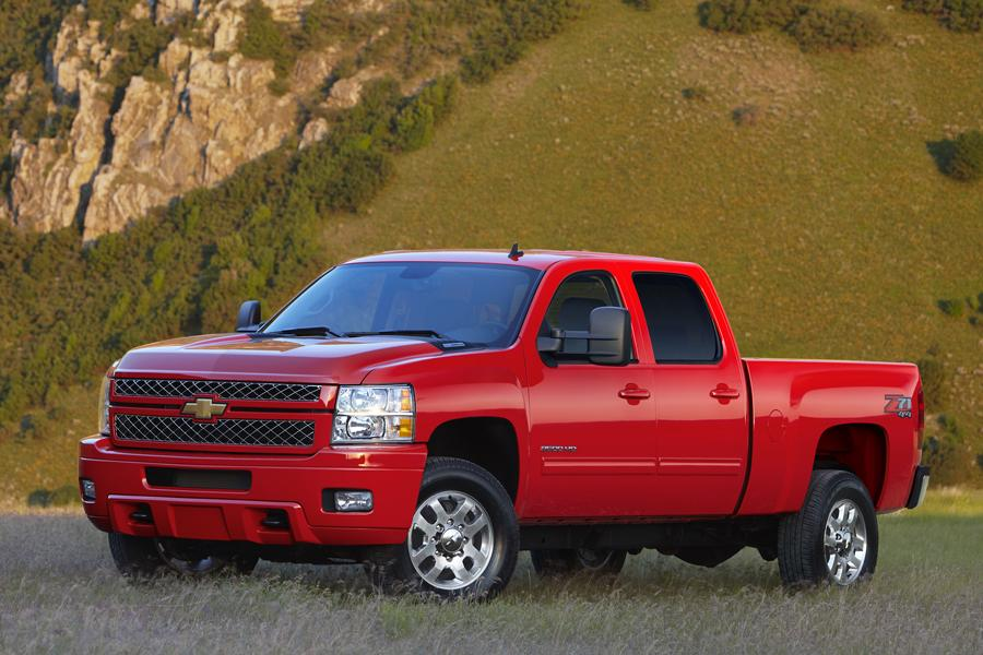 2014 Chevrolet Silverado 2500 Photo 3 of 6