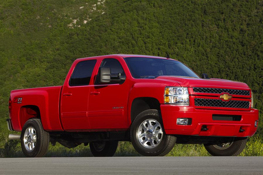 2014 Chevrolet Silverado 2500 Photo 6 of 6
