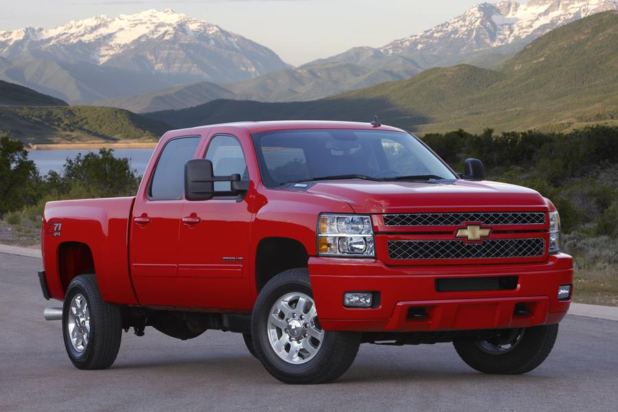 2014 Chevrolet Silverado 2500 Photo 4 of 6