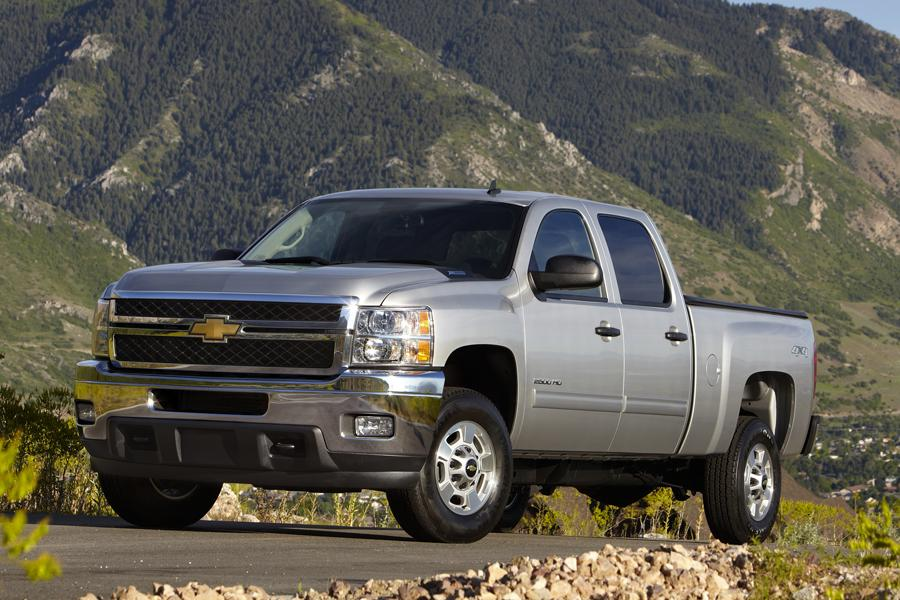 2014 Chevrolet Silverado 2500 Photo 1 of 6