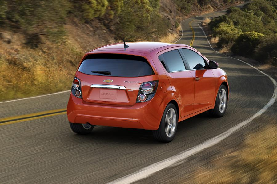 2014 Chevrolet Sonic Reviews Specs And Prices Cars Com