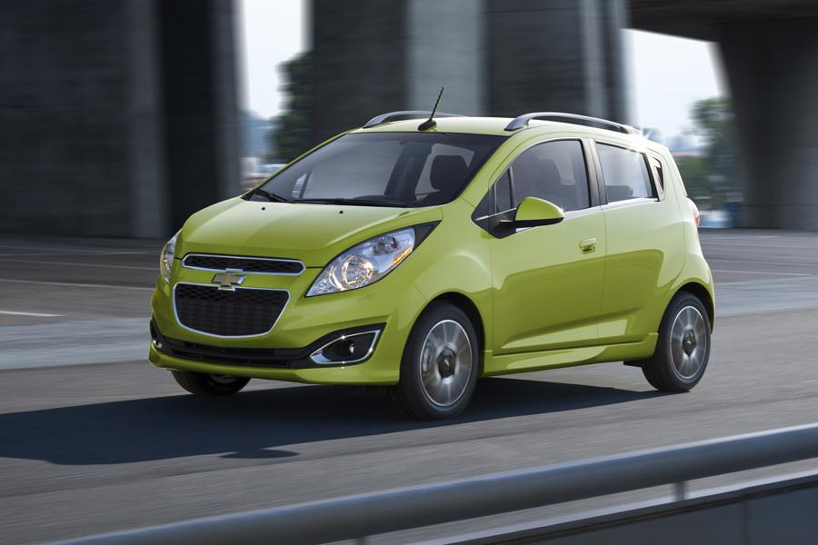 2014 Chevrolet Spark Photo 1 of 25