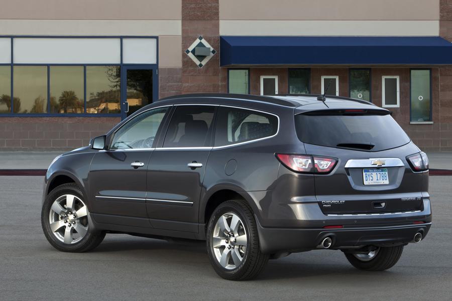 2014 Chevrolet Traverse Photo 5 of 26
