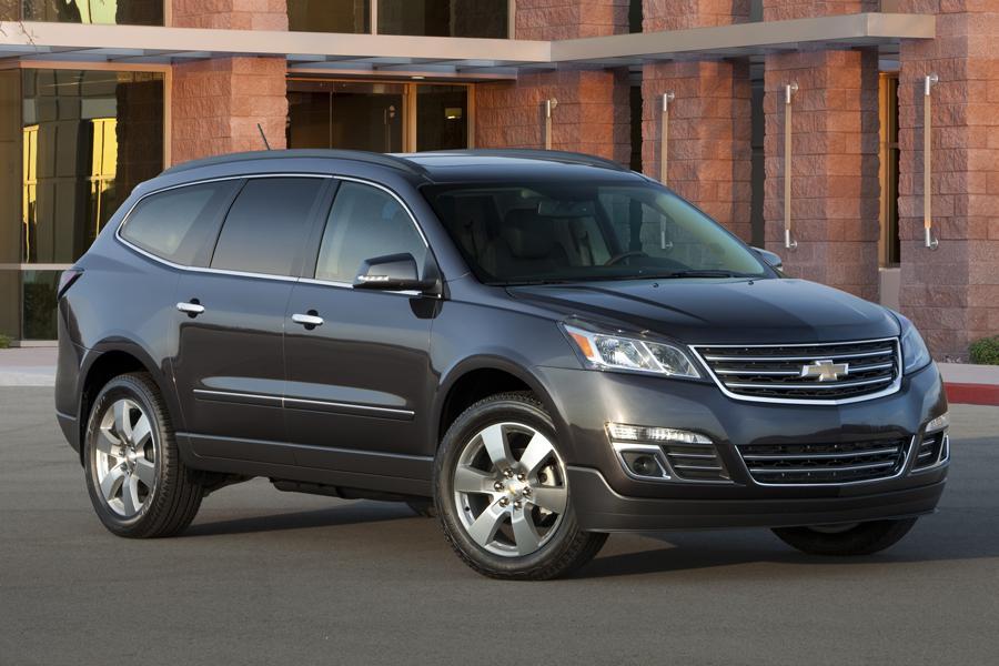 2014 Chevrolet Traverse Reviews, Specs and Prices | Cars.com