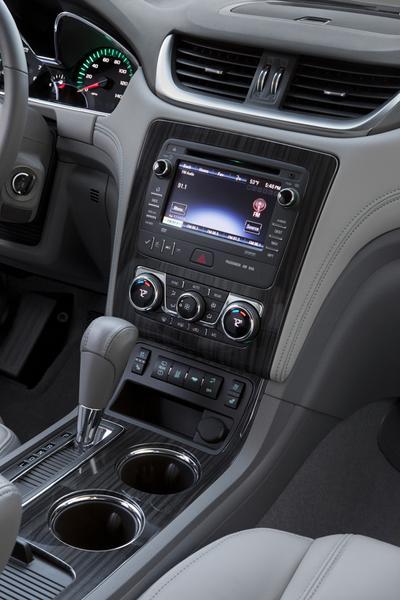 2014 Chevrolet Traverse Specs, Pictures, Trims, Colors ...