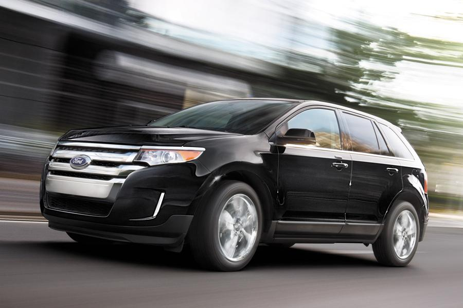 2014 Ford Edge Overview  Carscom