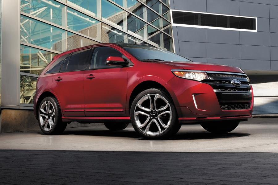 2014 Ford Edge Photo 4 of 11