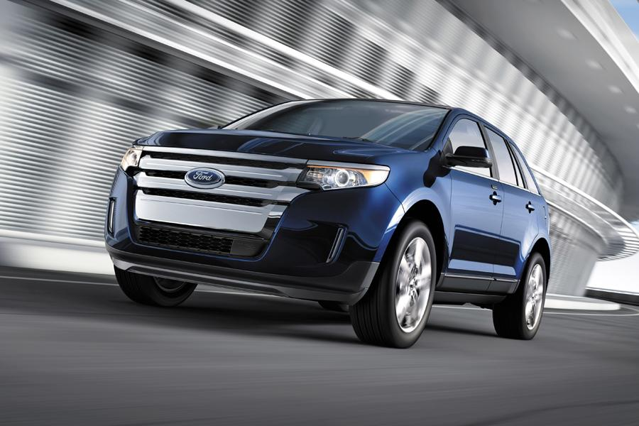 2014 Ford Edge Overview Cars Com
