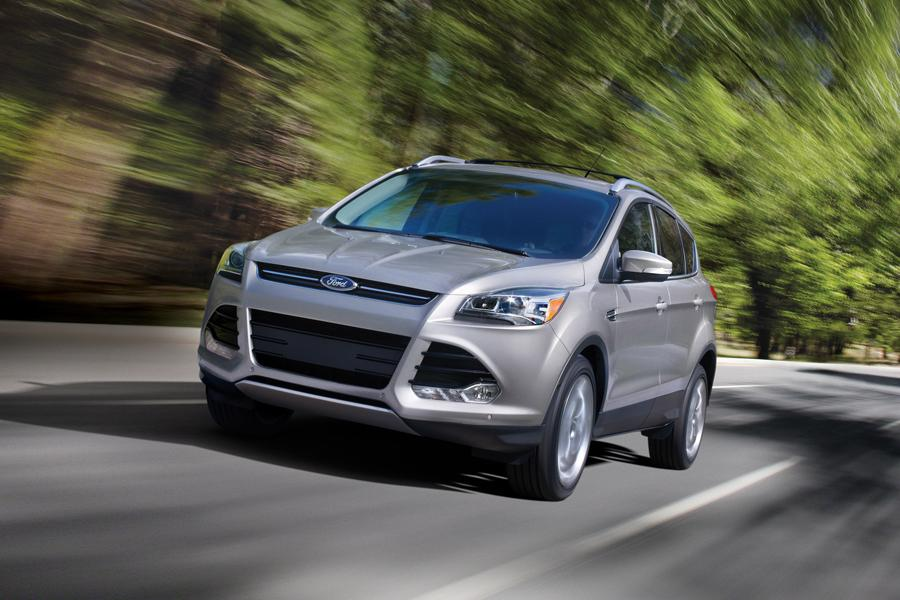 2014 Ford Escape Photo 3 of 16