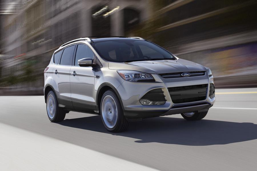 2014 Ford Escape Overview  Carscom