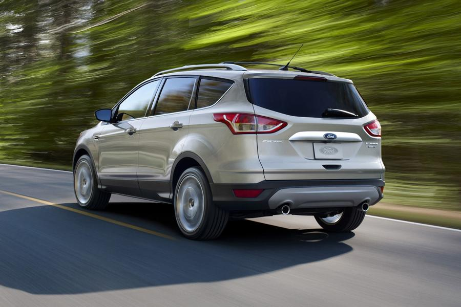 2014 ford escape reviews specs and prices. Black Bedroom Furniture Sets. Home Design Ideas