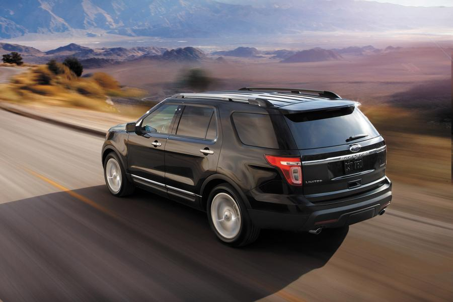 2014 Ford Explorer Photo 4 of 38