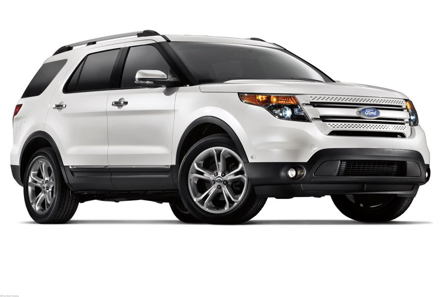 2014 Ford Explorer Photo 3 of 38