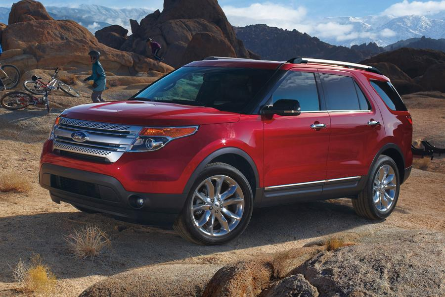 2014 Ford Explorer Overview Cars Com