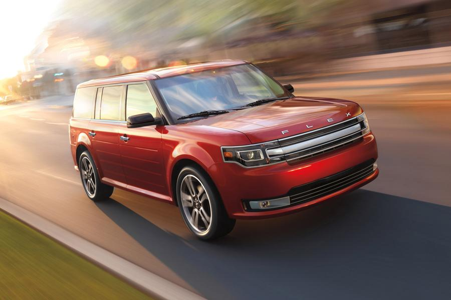 2014 Ford Flex Photo 4 of 15