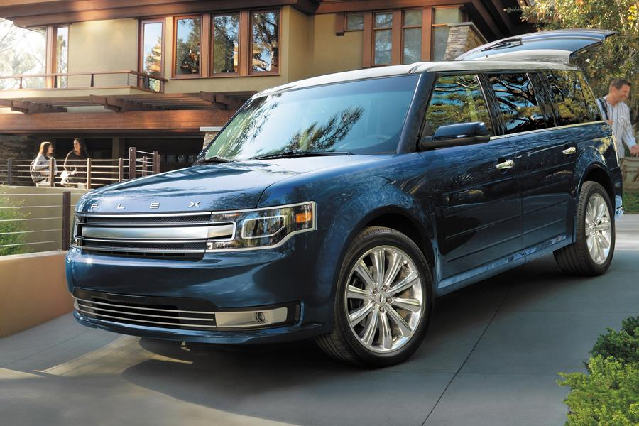 2014 Ford Flex Photo 2 of 15