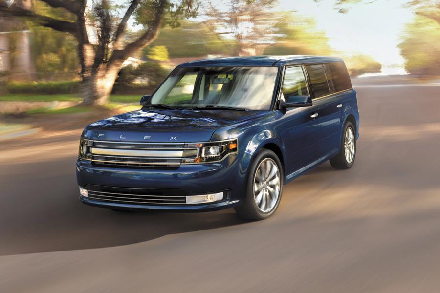 2014 Ford Flex Photo 1 of 15