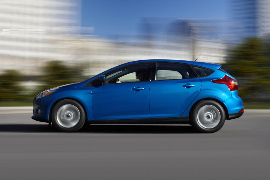 2014 Ford Focus Photo 4 of 12