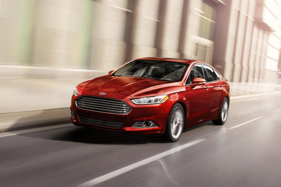 2014 Ford Fusion Photo 5 of 11