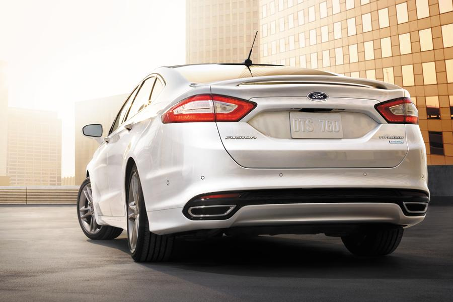 2014 Ford Fusion Photo 4 of 11