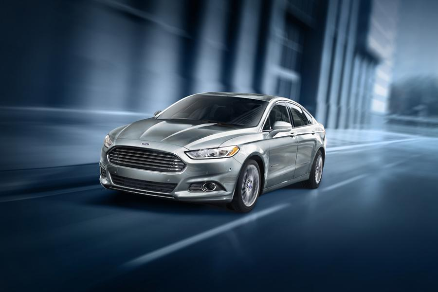2014 Ford Fusion Hybrid Photo 4 of 5