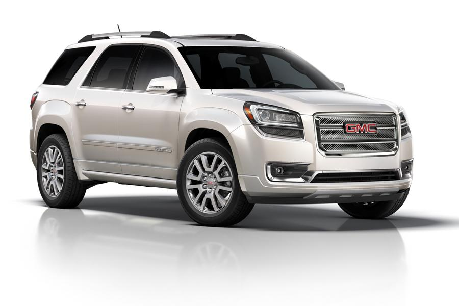2014 gmc acadia specs pictures trims colors. Black Bedroom Furniture Sets. Home Design Ideas