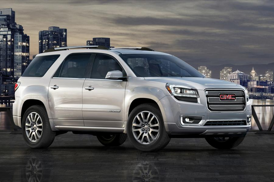 2015 Gmc Acadia For Sale >> 2014 GMC Acadia Reviews, Specs and Prices | Cars.com