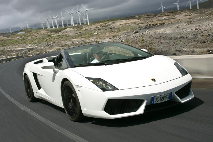 2013 Lamborghini Gallardo Photo 3 of 16