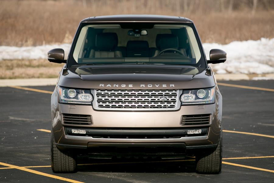 2013 Land Rover Range Rover Photo 4 of 40