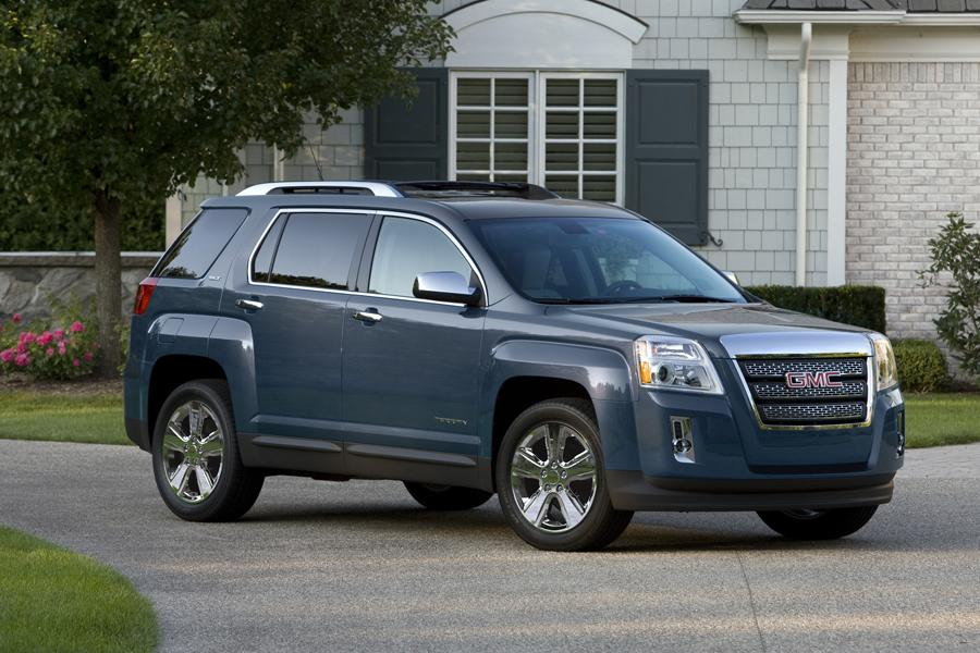2014 GMC Terrain Photo 4 of 32