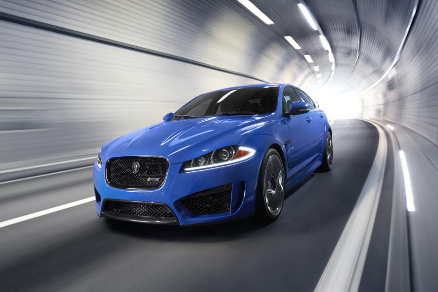 2014 Jaguar XF Photo 5 of 15