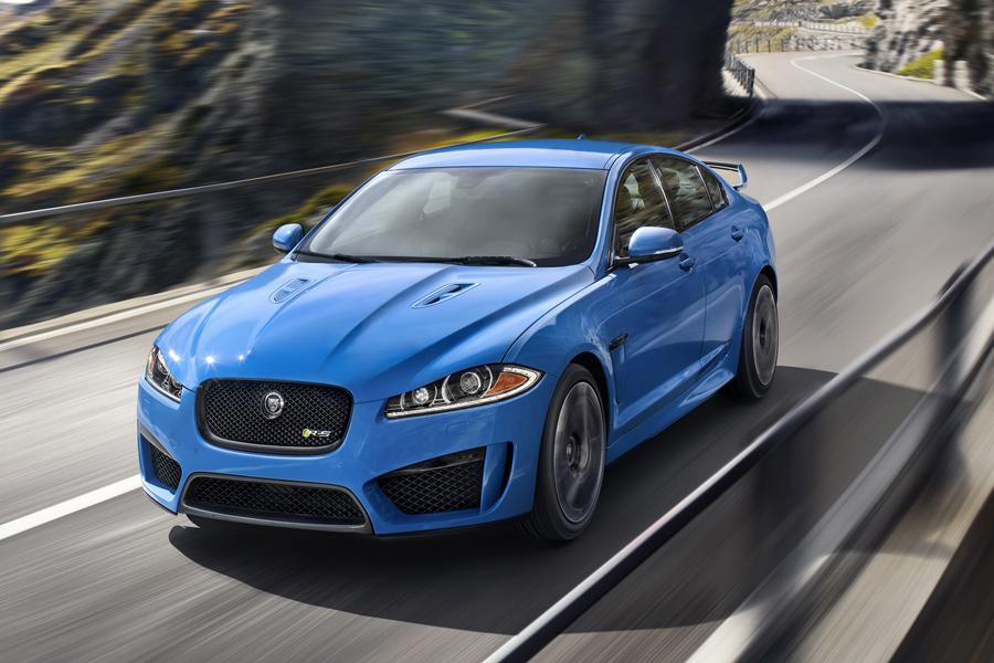 2014 Jaguar XF Photo 1 of 15