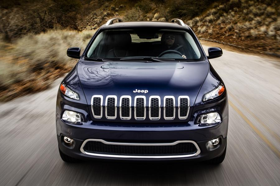 Jeep Cherokee Overview Cars Com