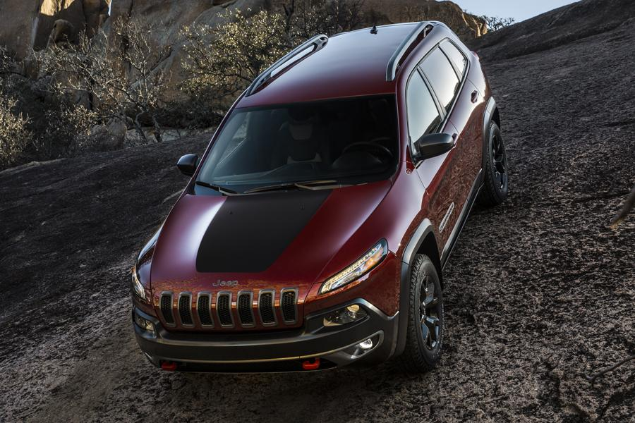 2014 Jeep Cherokee Photo 4 of 16