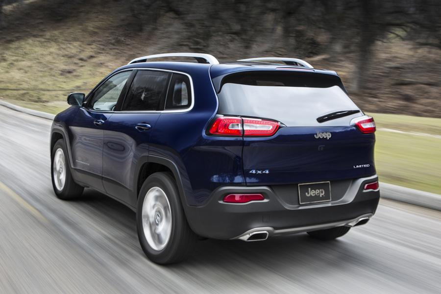 2014 Jeep Cherokee Photo 5 of 16