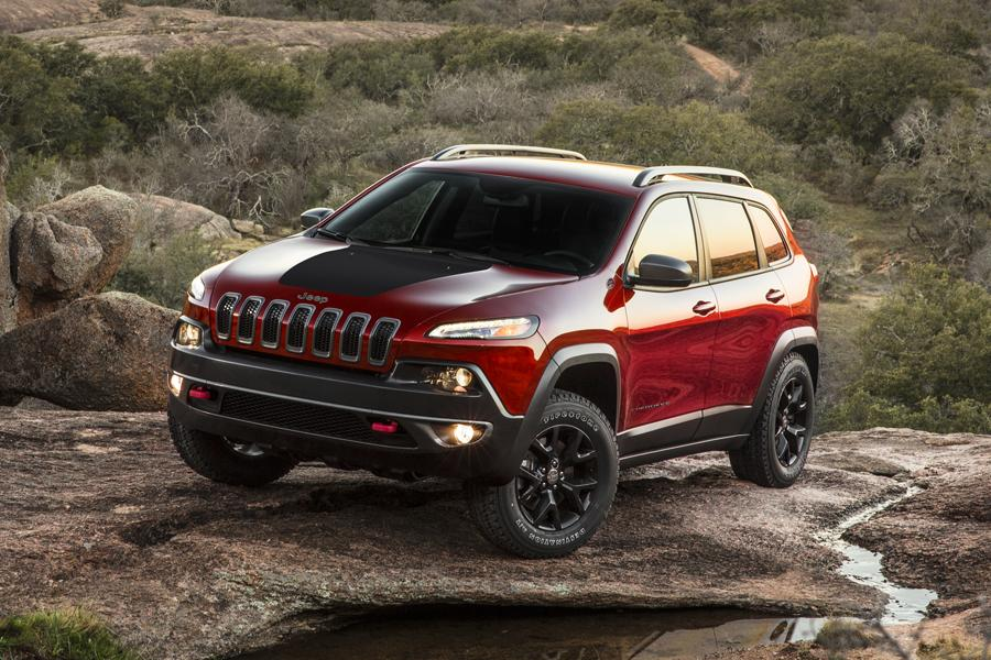 2014 Jeep Cherokee Photo 1 of 16